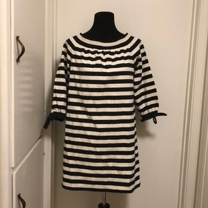 J crew off shoulder dress size small